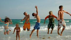 Where to send the rest of the child on summer vacation