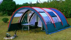Как выбрать обогреватель для палатки