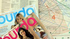 Как делать выкройку по журналу