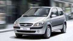 Hyundai Getz: преимущества и недостатки