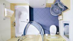 Как совместить ванную и туалет?