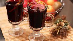 Рецепты ароматного глинтвейна