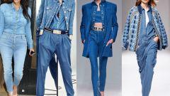 Стоит ли носить джинсовый костюм?
