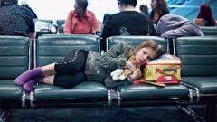 Как переночевать в аэропорту ,если рейс задерживается