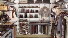 How to design a dressing room