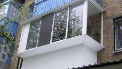 Как выбрать балконные рамы для остекления