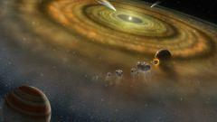 Формирование и эволюция Солнечной системы