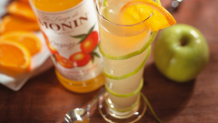 Recipes for delicious cocktails with Monin syrups