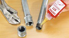 Как использовать пасту для уплотнения резьбовых соединений