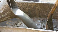 Как готовить бетонную смесь