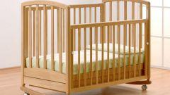 Как покрасить детскую кроватку