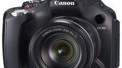 Как настроить Canon PowerShot SX30 IS