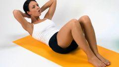 Эффективные упражнения для тренировки рук, живота и ног