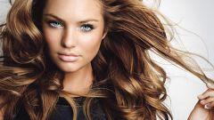 Особенности колорирования /брондирования темных волос