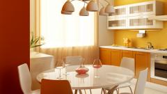 Как выбрать потолочный светильник на кухню