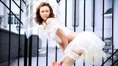 Экстравагантные свадебные платья: отзывы невест