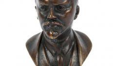 Бюст Ленина в советской скульптуре