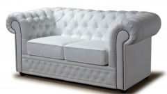 Как ухаживать за белым кожаным диваном