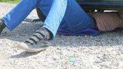 Что делать, если глушитель отвалился на дороге