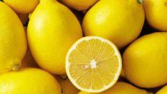 Лимон: вкус и польза
