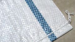 Как использовать полипропиленовые мешки