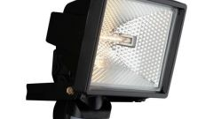 How to choose a flood light for courtyard lighting