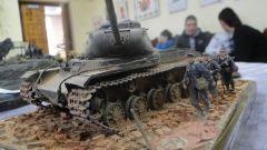 Как склеить танк
