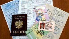 Какие документы необходимы для получения водительского удостоверения