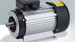 Принцип действия электрического двигателя