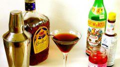 Как приготовить коктейль Manhattan