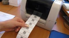Как выбрать и купить принтер для печати этикеток