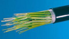 Как проложить оптоволоконный кабель