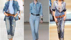 Модные джинсы в сезоне лето 2014