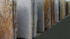 Как определить разницу между гранитом и мрамором