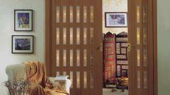 Как подобрать дверь-гармошку