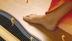Как рассчитать расход электроэнергии при использовании теплых полов