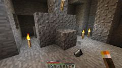Где найти или сделать кремень в Minecraft?