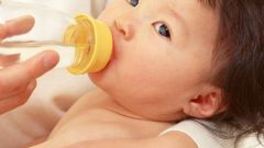 How to choose an artificial mixture for the nutrition of the sick child
