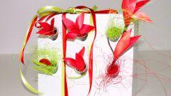 Что можно использовать в качестве вазы