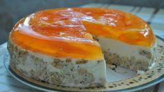 """Как приготовить торт """"Апельсинка"""""""
