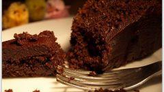 Как приготовить шоколадный торт по-американски