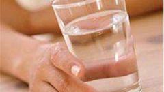 Вода- залог здоровья.