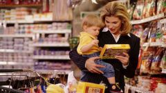 Как научить ребенка действовать в магазине