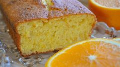 """Кекс """"Нежность"""" с апельсином"""