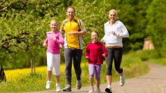 Семейный фитнес