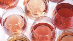 Где делают розовые вина