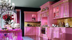 Как использовать розовый цвет в интерьере
