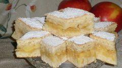 Пирожные «Яблочное наслаждение»