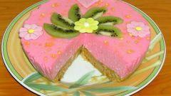 """Как приготовить торт """"Малыш-крепыш"""" без выпечки"""