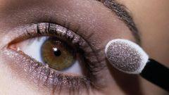 Дневной макияж: глаза и губы